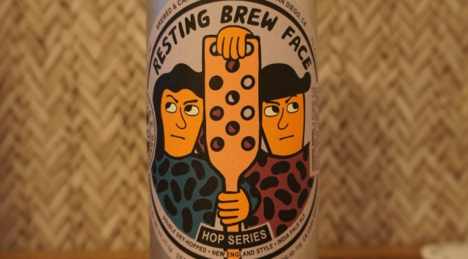 Mikkeller San Diego Resting Brew Face