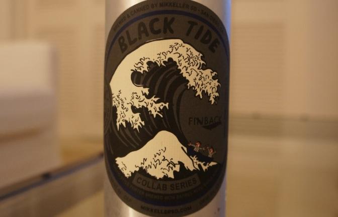 Mikkeller San Diego x Finback Black Tide