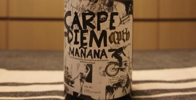 The Ale Apothecary Carpe Diem Mañana