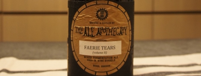 The Ale Apothecary Faerie Tears
