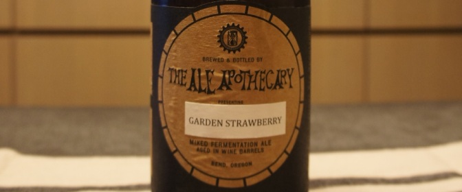 The Ale Apothecary Garden Strawberry
