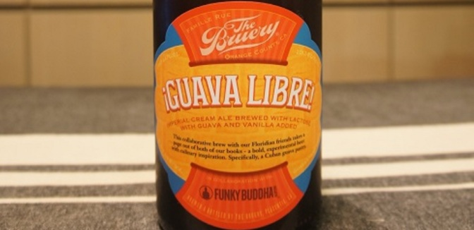 The Bruery x Funky Buddha ¡Guava Libre!
