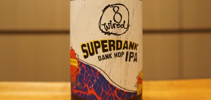 8 Wired Superdank IPA