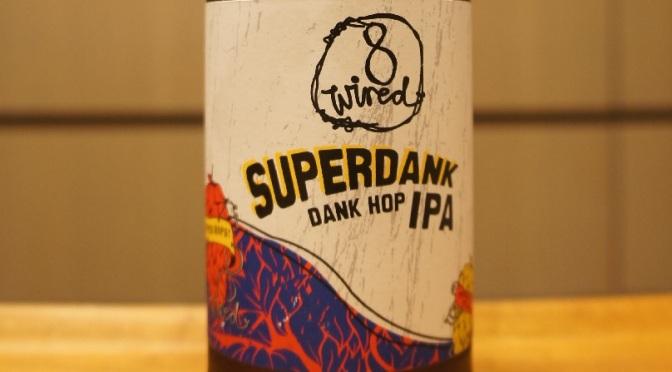 8 Wired Superdank IPA