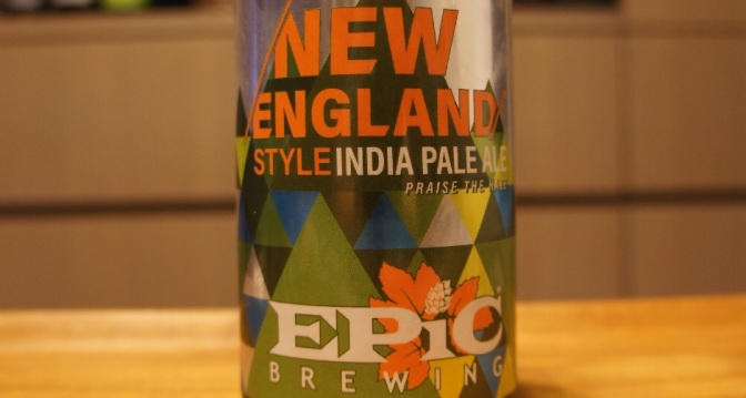 Epic New England Style IPA (Pulp Addiction)