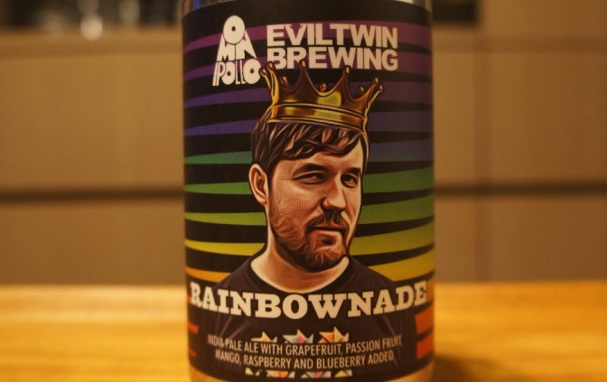 Evil Twin x Omnipollo Rainbownade
