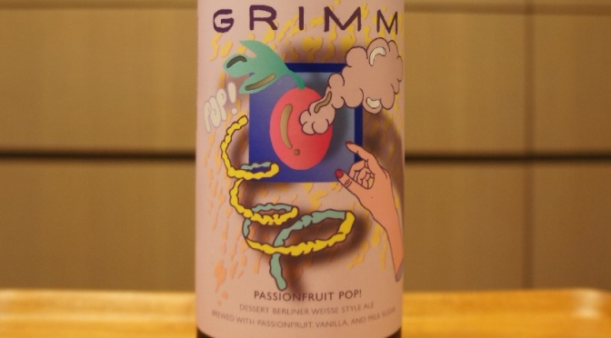 Grimm Passionfruit Pop!