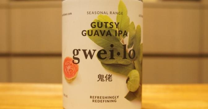 Gweilo Gutsy Guava IPA