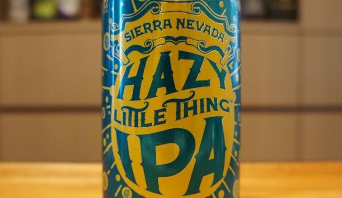 Sierra Nevada Hazy Little Thing IPA