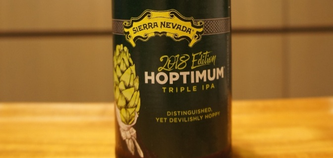 Sierra Nevada Hoptimum 2018 Edition