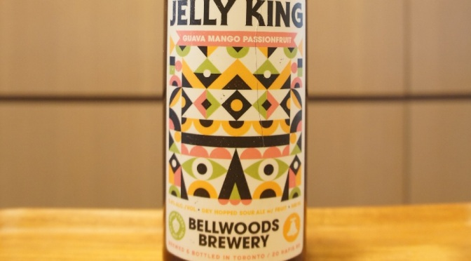 Bellwoods Jelly King Guava Mango Passionfruit