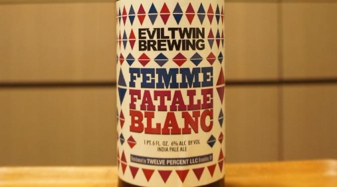 Evil Twin Femme Fatale Blanc
