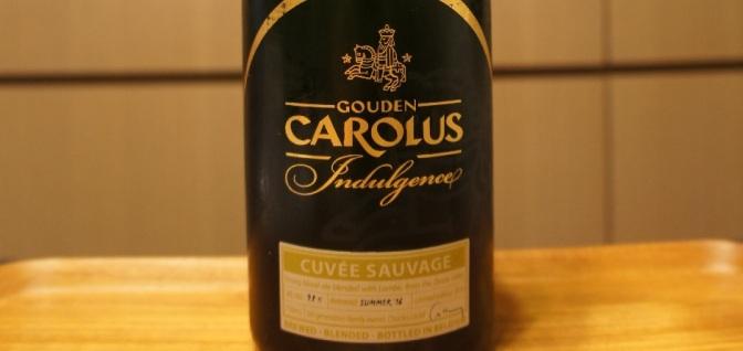 Het Anker Gouden Carolus Indulgence 2016 – Cuvée Sauvage