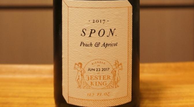 Jester King SPON Peach & Apricot