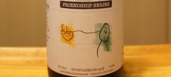 Lindheim x Oud Beersel FiftyFifty Spontaneous Blend (Friendship Series)