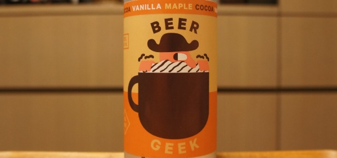 Mikkeller Beer Geek Vanilla Maple Cocoa