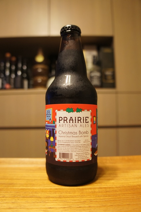 Christmas Bomb Beer.Prairie Christmas Bomb Words Of Another Dreamy Traveller