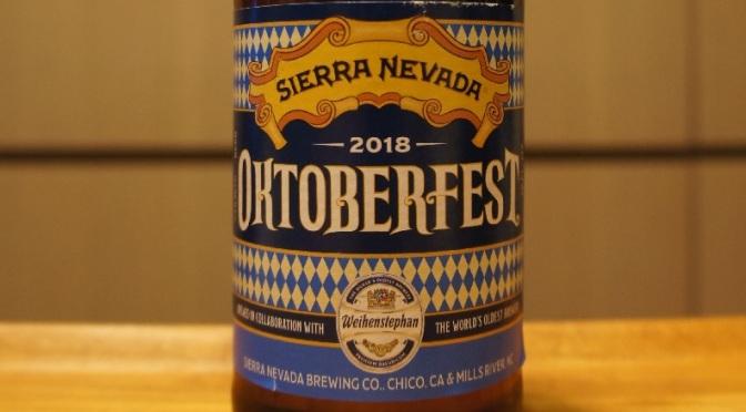 Sierra Nevada x Weihenstephaner Oktoberfest 2018