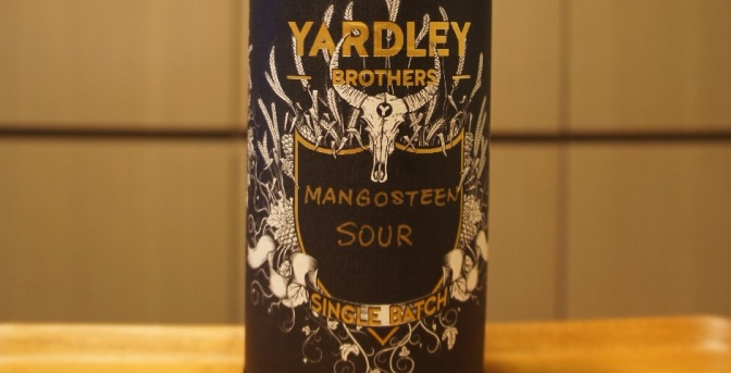Yardley Brothers Single Batch Mangosteen Sour