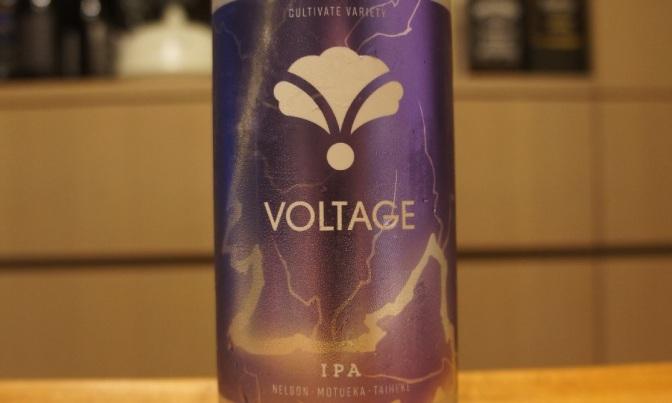 Bearded Iris Voltage