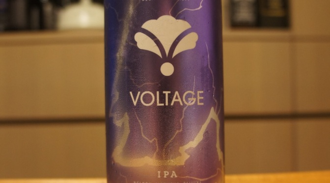 Bearded Iris Voltage