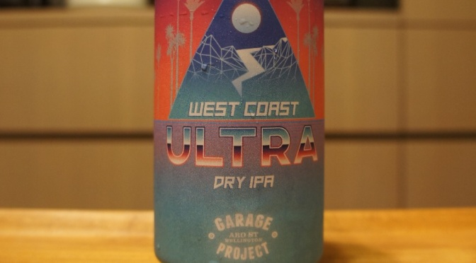 Garage Project West Coast Ultra Dry IPA