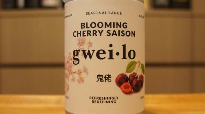 Gweilo Blooming Cherry Saison