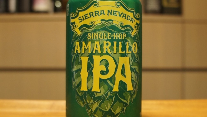 Sierra Nevada Single Hop Amarillo IPA
