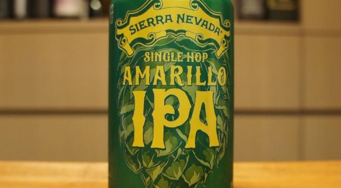 Sierra Nevada Single Hop Amarillo IPA