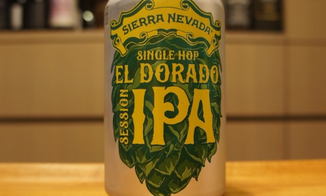 Sierra Nevada Single Hop El Dorado Session IPA