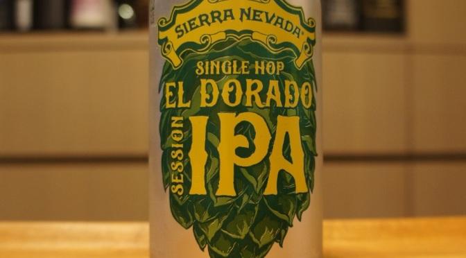 Sierra Nevada Single Hop El Dorado Session IPA