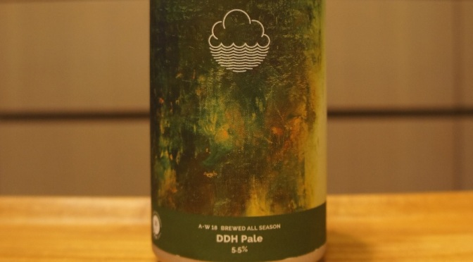 Cloudwater A•W18 Brewed All Season DDH Pale