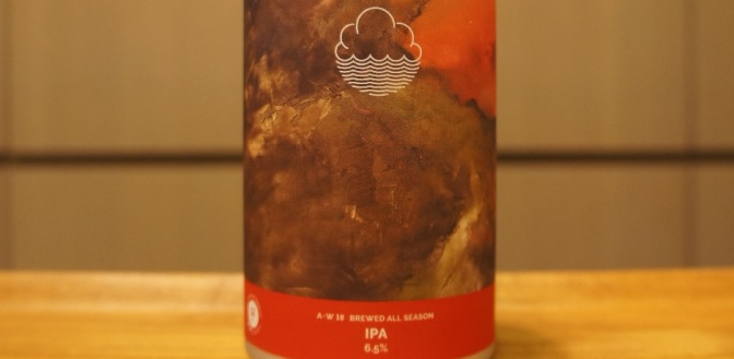 Cloudwater A•W18 Brewed All Season IPA