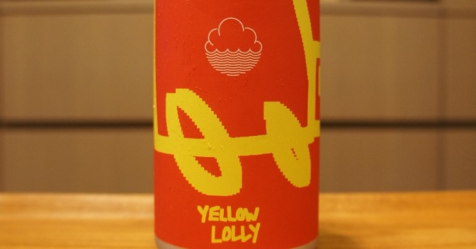 Cloudwater Yellow Lolly