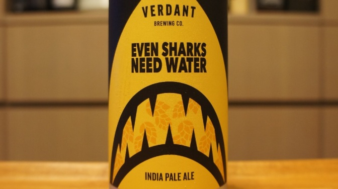 Verdant Even Sharks Need Water