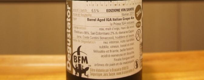 BFM Degustator Edizione Vin Santo