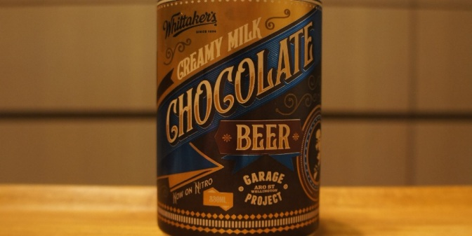 Garage Project Chocolate Beer