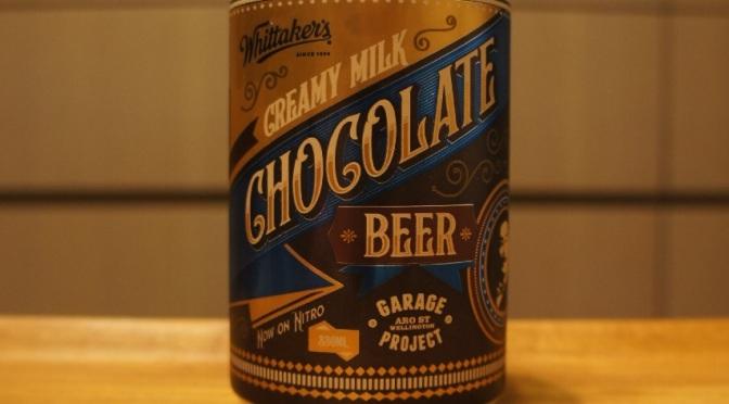 Garage Project Chocolate Beer