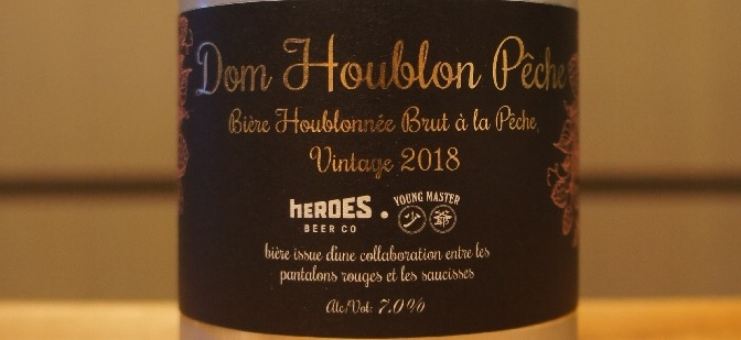 Heroes x Young Master Dom Houblon Pêche