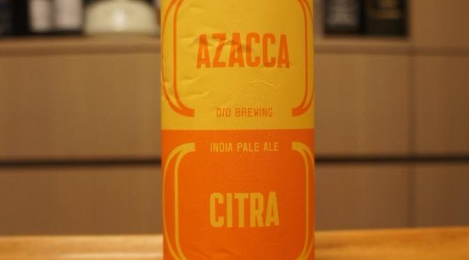O/O 50/50: Azacca/Citra