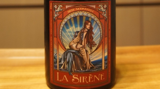 La Sirène Farmhouse Red