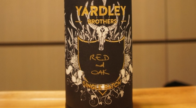 Yardley Brothers Single Batch Red and Oak