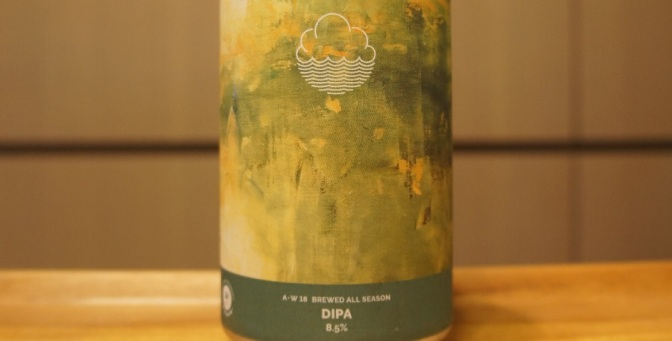 Cloudwater A•W18 Brewed All Season DIPA
