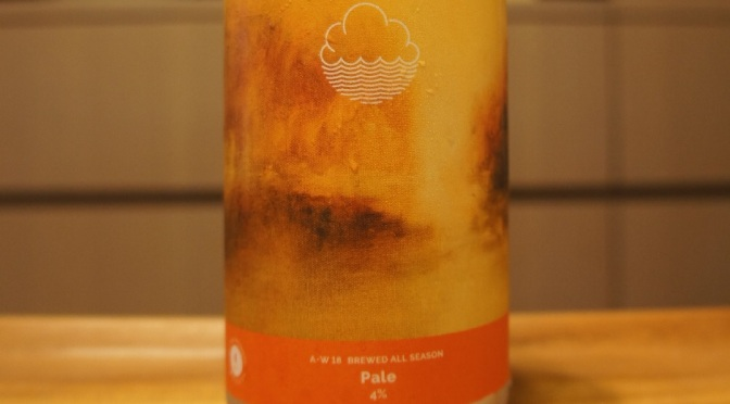 Cloudwater A•W18 Brewed All Season Pale