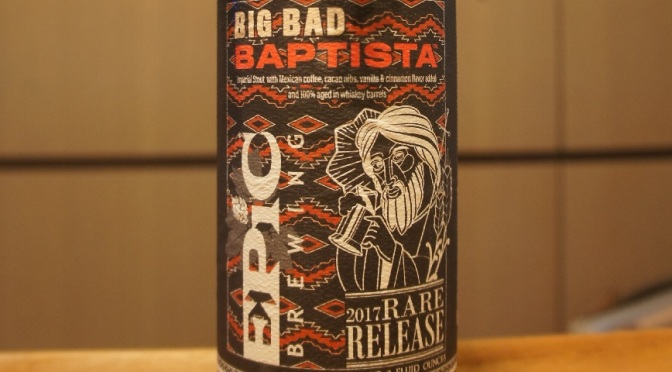 Epic Big Bad Baptista