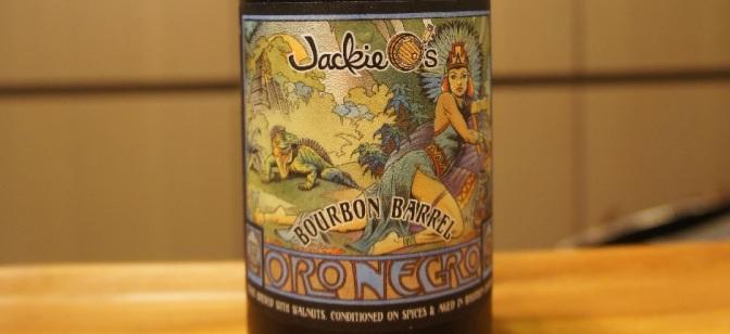 Jackie O's Bourbon Barrel Oro Negro