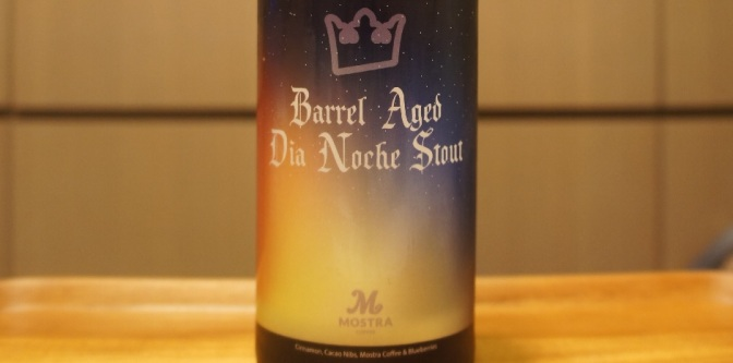Kings Barrel Aged Dia Noche Stout