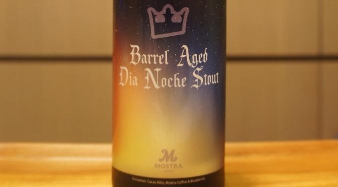 Kings Barrel Aged Dia Noche Stout