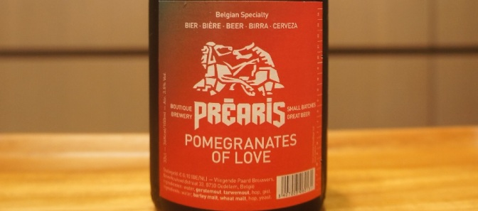Préaris Pomegranates of Love
