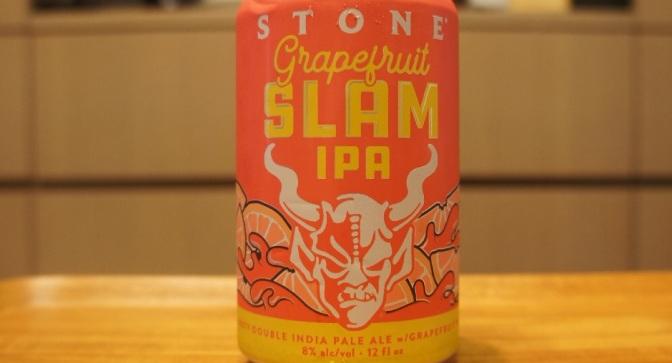 Stone Grapefruit Slam IPA